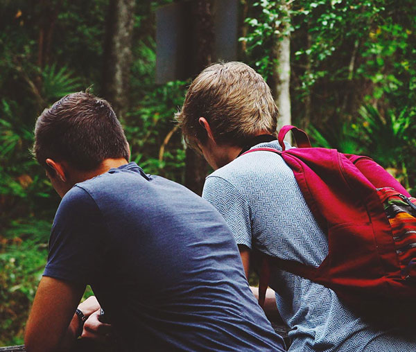 parent and teenager mediation